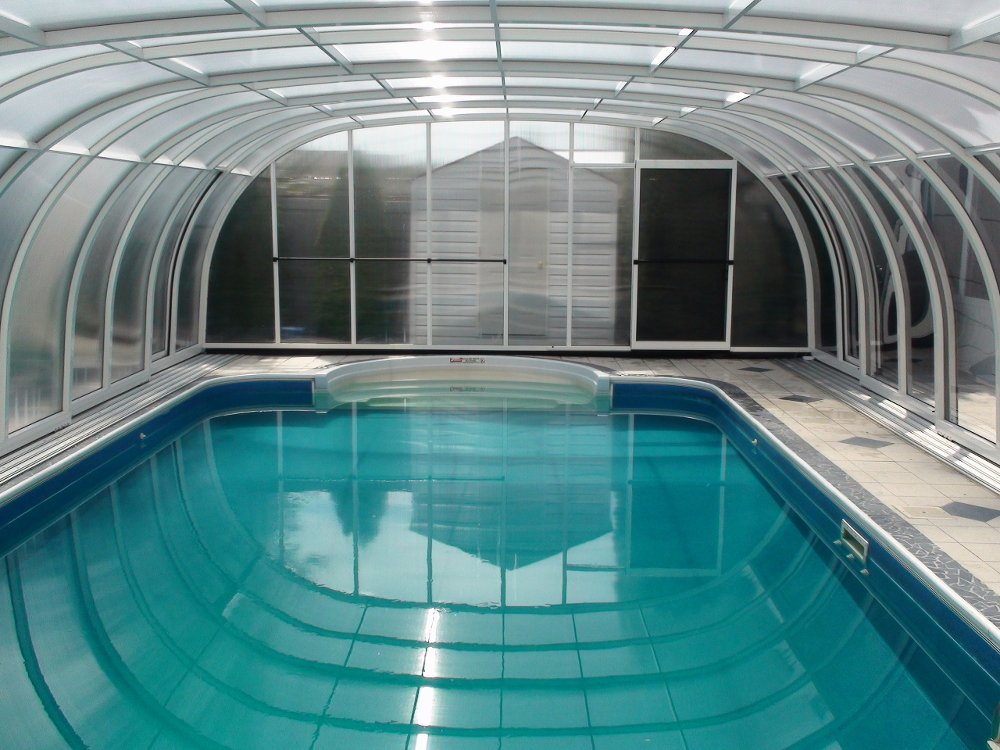 Standard pool enclosure - Laguna type I