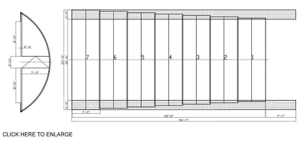 Universe pool enclosure plans T4