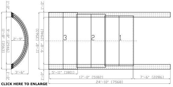 Universe swim spa pool enclosure plans