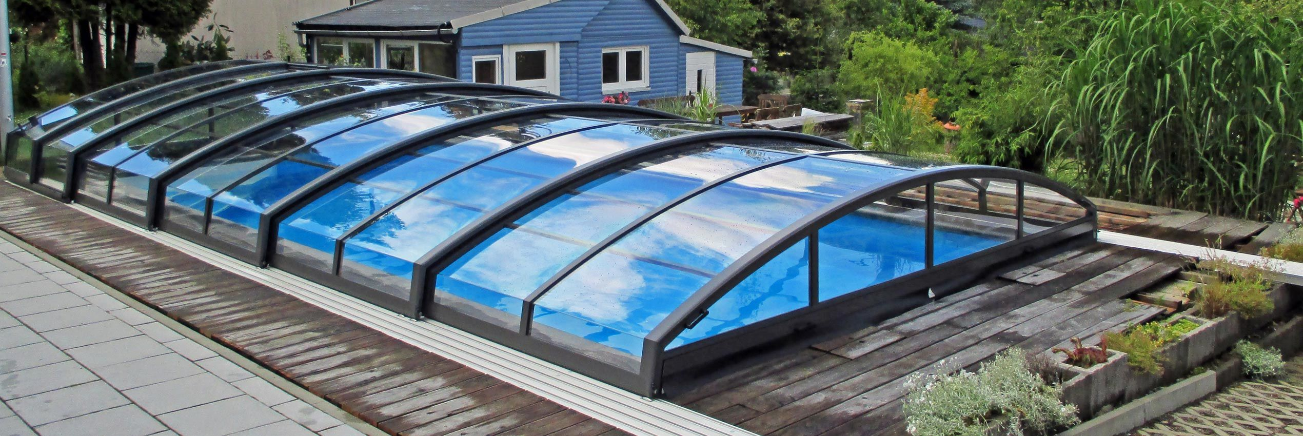 Swimming pool enclosure Imperia