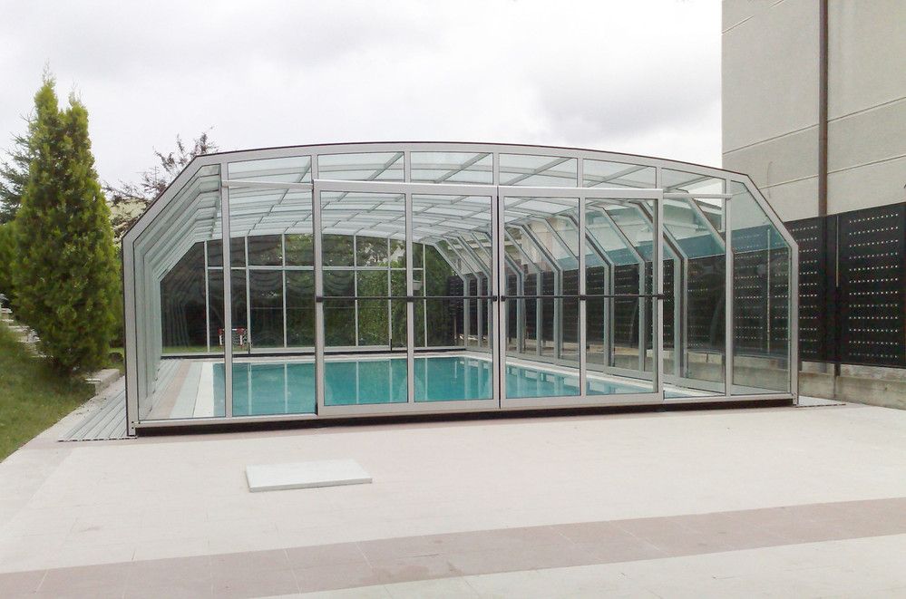 Standard pool enclosure - Oceanic High type II