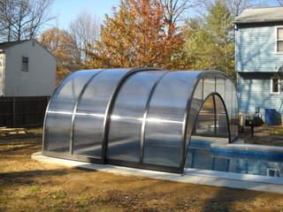 Combined pool enclosure Laguna