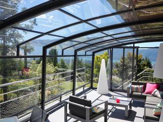 CORSO patio enclosure for small hotel