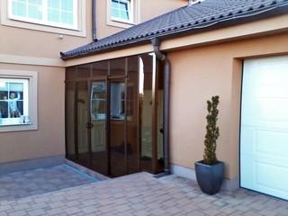 Entrance enclosure - custom made design