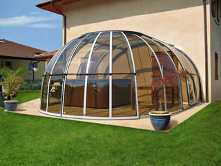hot tub enclosure oasis by pool and spa enclosures usa - Hot Tub Enclosures