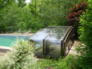 Imperia pool enclosure