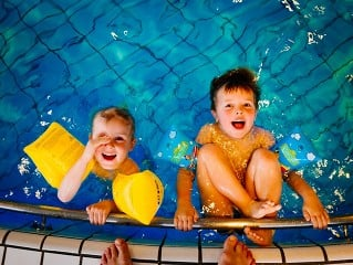 Pool Safety RULES!