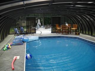 Laguna pool enclosure from Pool and Spa Enclosures