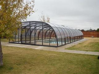 Last installation of Laguna pool enclosure in 2015