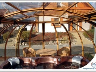Hot Tub Enclosure Spa Sunhouse is one of the best sunroom ideas
