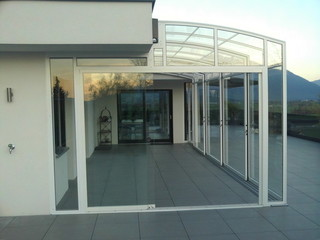 Patio Enclosure CORSO Premium   The Best Sunroom Idea And Solution To Cover  Your Outdoor Patio