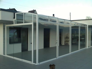 Patio Enclosure CORSO Premium - the best sunroom idea and solution
