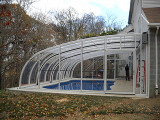 Pool and Patio enclosure Style from Pool and Spa Enclosures USA