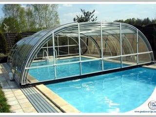 Pool enclosure Tropea makes every garden little bit nicer