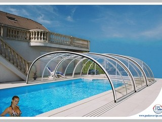 Pool cover Tropea will help you keep Crystal clear water