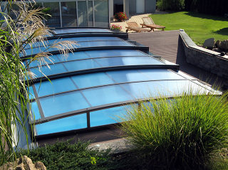 Pool enclosure Imperia