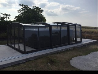 Pool enclosure Imperia - Kona Hi