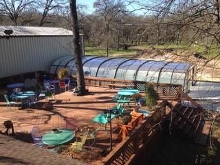 Pool enclosure Laguna from Pool and Spa Enclosures