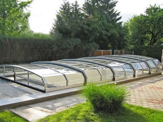 Pool enclosure OCEANIC fits to your house