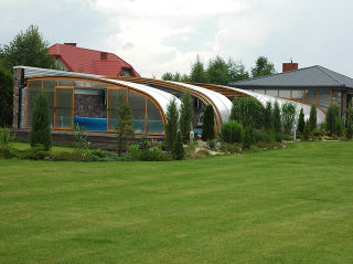 Enclosure STYLE can be used also on public places