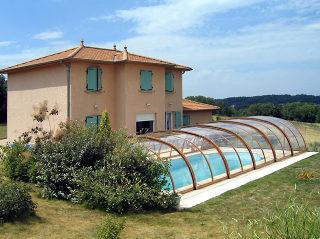 Pool enclosure TROPEA
