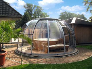 Sunroom ideal - SPA Dome Orlando