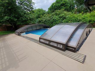 Swimming pool enclosure Imperia