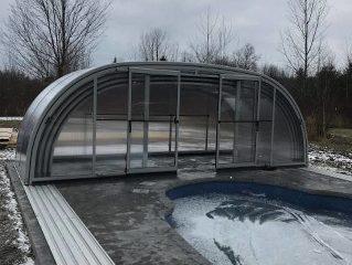 Swimming pool enclosure Laguna