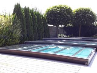 Swimming pool enclosure Terra