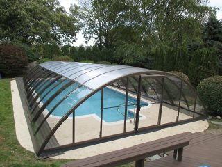 Swimming pool enclosure Universe