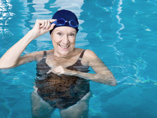 Health Benefits of Swimming & Water Exercise